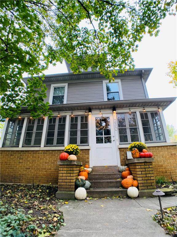 1230 Evison Street, Indianapolis, IN 46203 (MLS #21748917) :: AR/haus Group Realty