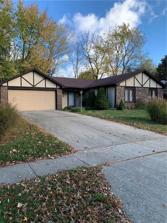 830 Westridge Drive N, Noblesville, IN 46060 (MLS #21748993) :: Heard Real Estate Team | eXp Realty, LLC