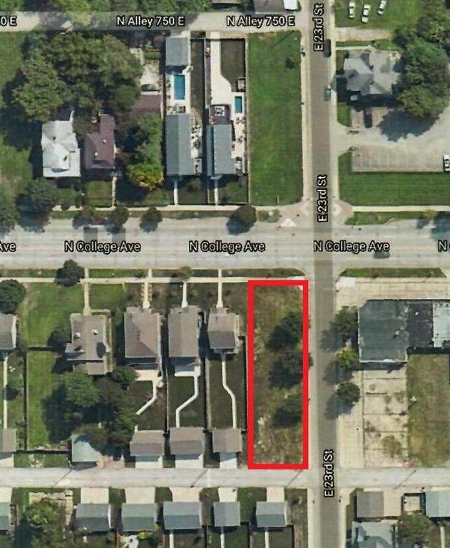 2304 N College Avenue, Indianapolis, IN 46205 (MLS #21749088) :: AR/haus Group Realty