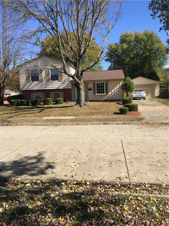 3053 Desoto Way, Columbus, IN 47203 (MLS #21749192) :: The ORR Home Selling Team
