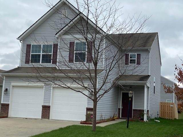 2447 Middle View Drive, Columbus, IN 47201 (MLS #21749282) :: Mike Price Realty Team - RE/MAX Centerstone