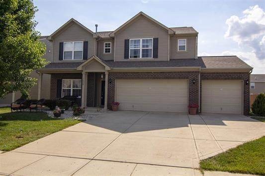 4020 Joshua Drive, Marion, IN 46953 (MLS #21749447) :: Richwine Elite Group