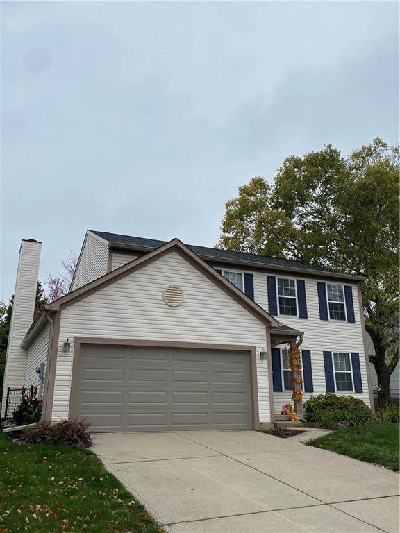 2026 Lohr Way Drive, Indianapolis, IN 46214 (MLS #21749452) :: Mike Price Realty Team - RE/MAX Centerstone