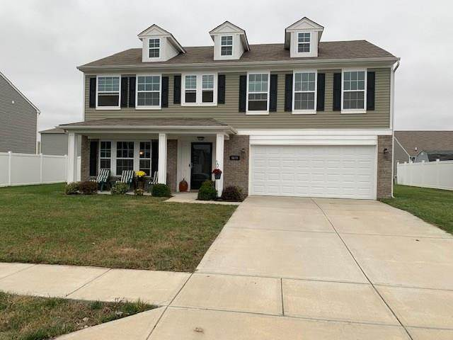 4678 Maplelawn Drive, Columbus, IN 47203 (MLS #21749487) :: Heard Real Estate Team | eXp Realty, LLC