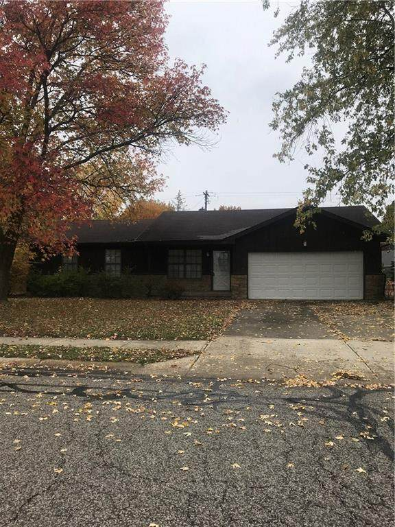 279 Heritage Drive, Danville, IN 46122 (MLS #21749587) :: The Indy Property Source