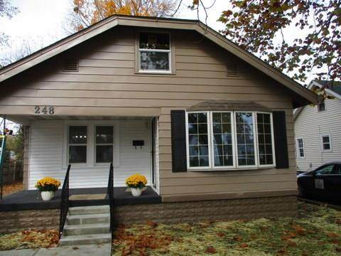 248 W 38th Street, Anderson, IN 46013 (MLS #21749592) :: The Indy Property Source