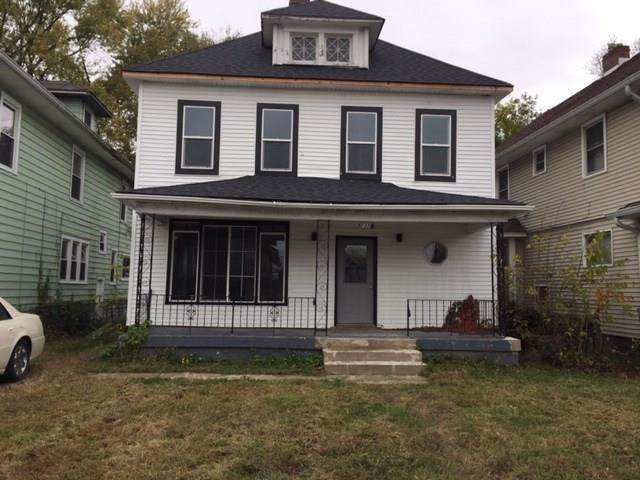 2324 N Capitol Avenue, Indianapolis, IN 46208 (MLS #21749726) :: Realty ONE Group Dream
