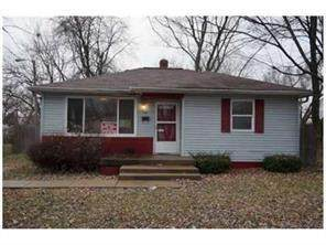 3360 Manor Court, Indianapolis, IN 46218 (MLS #21749831) :: The ORR Home Selling Team