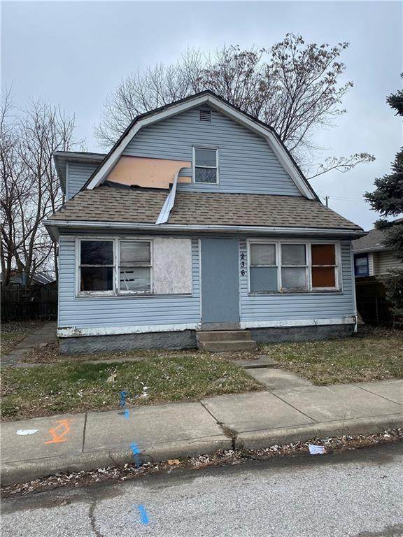 236 S Rural Street, Indianapolis, IN 46201 (MLS #21749863) :: Mike Price Realty Team - RE/MAX Centerstone