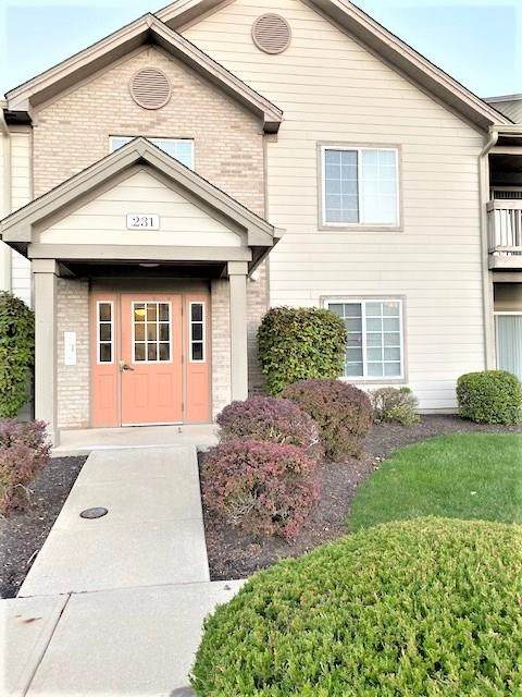 231 Legends Creek Way #104, Indianapolis, IN 46229 (MLS #21749935) :: Mike Price Realty Team - RE/MAX Centerstone