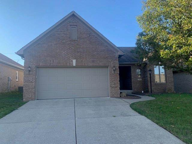 1625 Oakmere Way, Greenwood, IN 46142 (MLS #21749951) :: Richwine Elite Group
