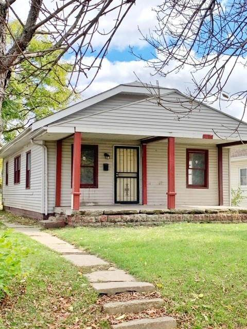 2049 Houston Street, Indianapolis, IN 46218 (MLS #21750057) :: The ORR Home Selling Team