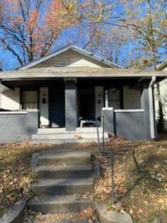 1922 Adams Street, Indianapolis, IN 46218 (MLS #21750061) :: The Evelo Team
