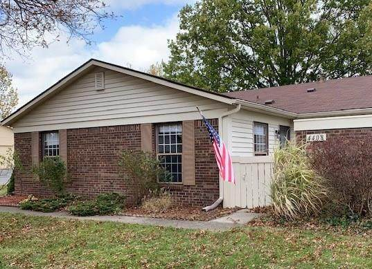4408 Clovelly Court, Indianapolis, IN 46254 (MLS #21750083) :: The Evelo Team
