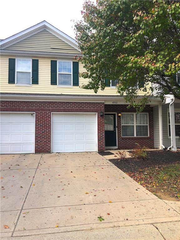 4932 Tuscany Lane, Indianapolis, IN 46254 (MLS #21750204) :: Anthony Robinson & AMR Real Estate Group LLC