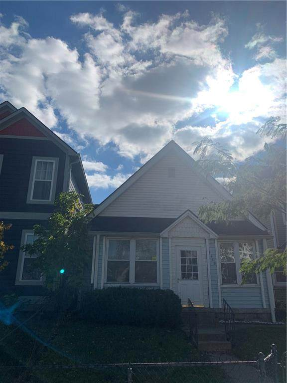 1615 Spann Avenue, Indianapolis, IN 46203 (MLS #21750206) :: The ORR Home Selling Team