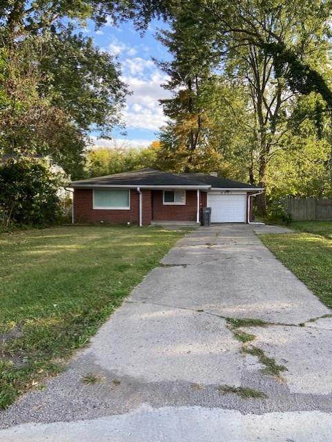 6517 E 42nd Street, Indianapolis, IN 46226 (MLS #21750319) :: Anthony Robinson & AMR Real Estate Group LLC