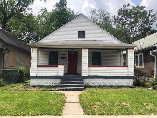 1216 N Holmes Avenue, Indianapolis, IN 46222 (MLS #21750388) :: Heard Real Estate Team | eXp Realty, LLC