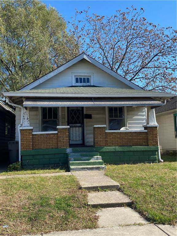 2431 Indianapolis Avenue, Indianapolis, IN 46208 (MLS #21750721) :: Ferris Property Group
