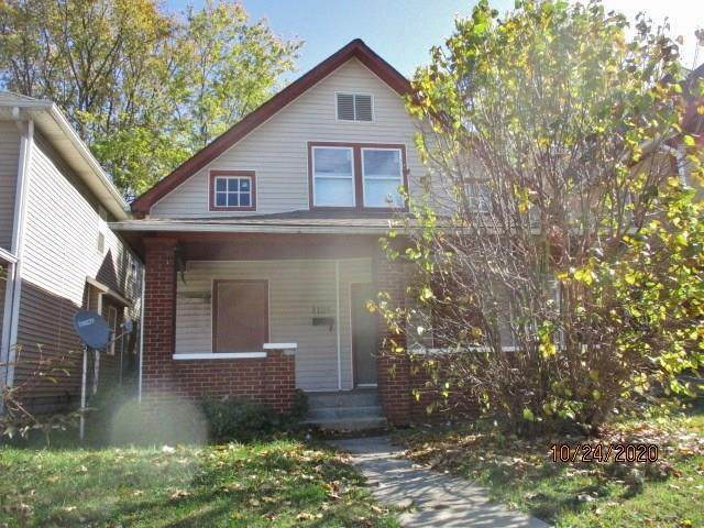 1125 N Rural Street, Indianapolis, IN 46201 (MLS #21750959) :: The Evelo Team