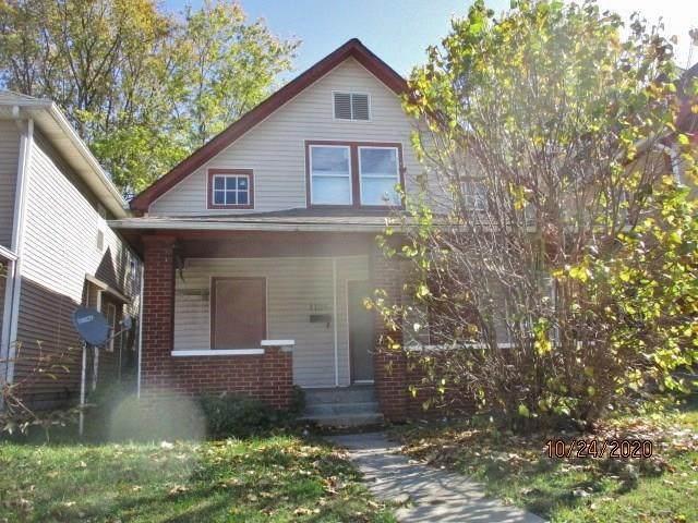 1125 N Rural Street, Indianapolis, IN 46201 (MLS #21750959) :: AR/haus Group Realty