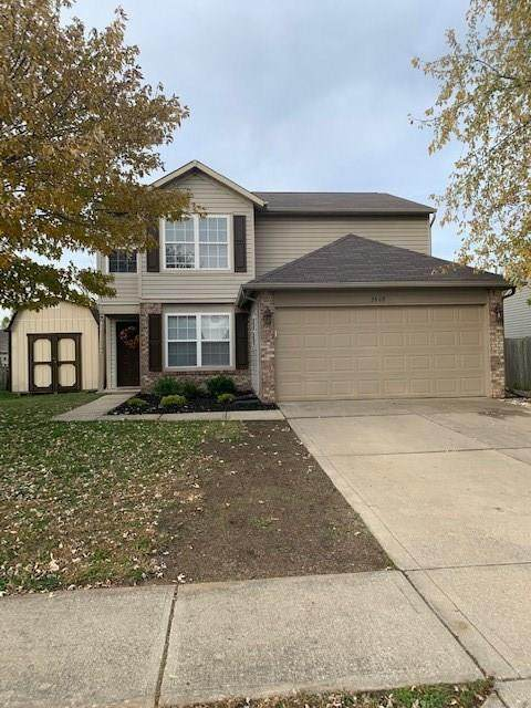 2608 Abalone Drive, Indianapolis, IN 46217 (MLS #21751143) :: The ORR Home Selling Team