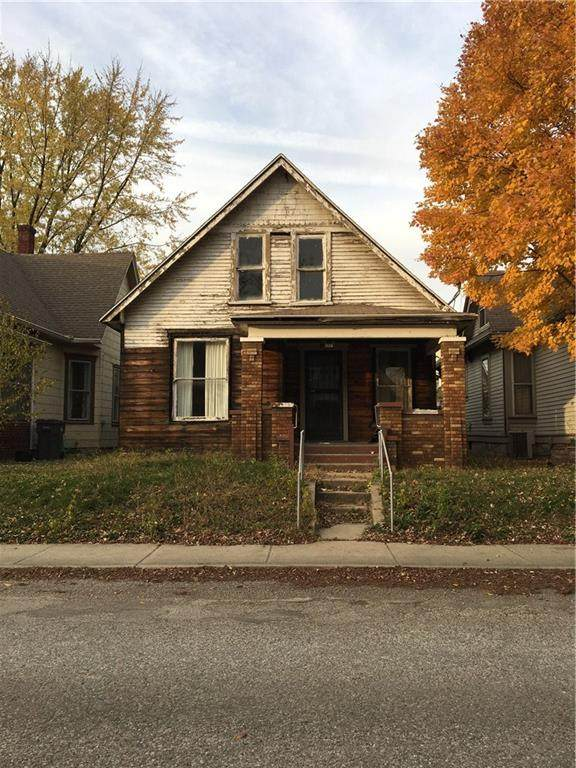 522 Cottage Avenue, Indianapolis, IN 46203 (MLS #21751549) :: The ORR Home Selling Team