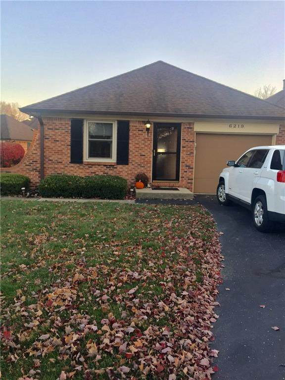 6219 Apache Drive 1313 U1, Indianapolis, IN 46254 (MLS #21751800) :: Mike Price Realty Team - RE/MAX Centerstone