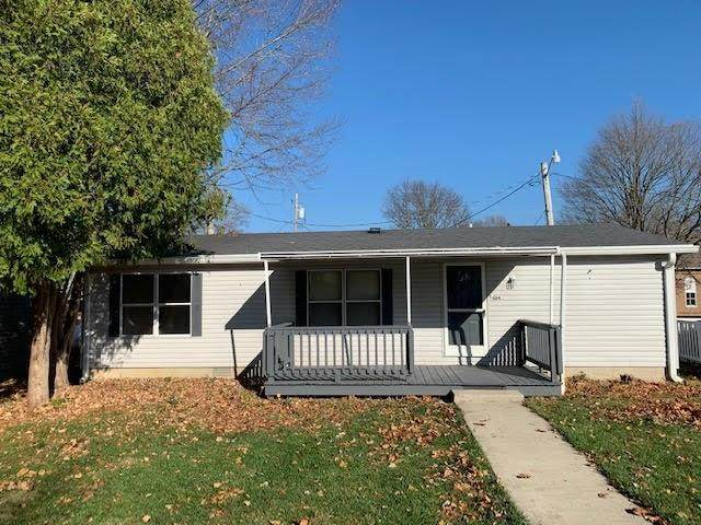 104 W Adams Street, Darlington, IN 47940 (MLS #21751881) :: Dean Wagner Realtors