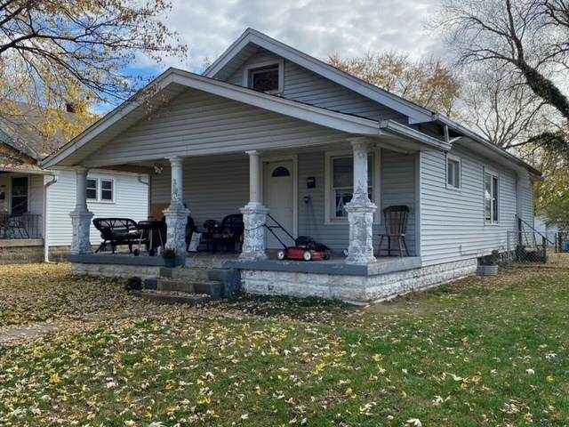 1405 Hoefgen Street, Indianapolis, IN 46203 (MLS #21751920) :: Realty ONE Group Dream