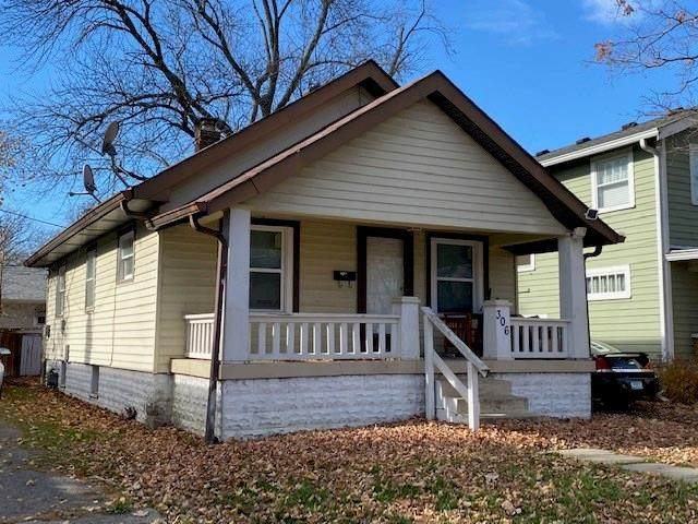 306 S Arlington Avenue, Indianapolis, IN 46219 (MLS #21751931) :: Anthony Robinson & AMR Real Estate Group LLC