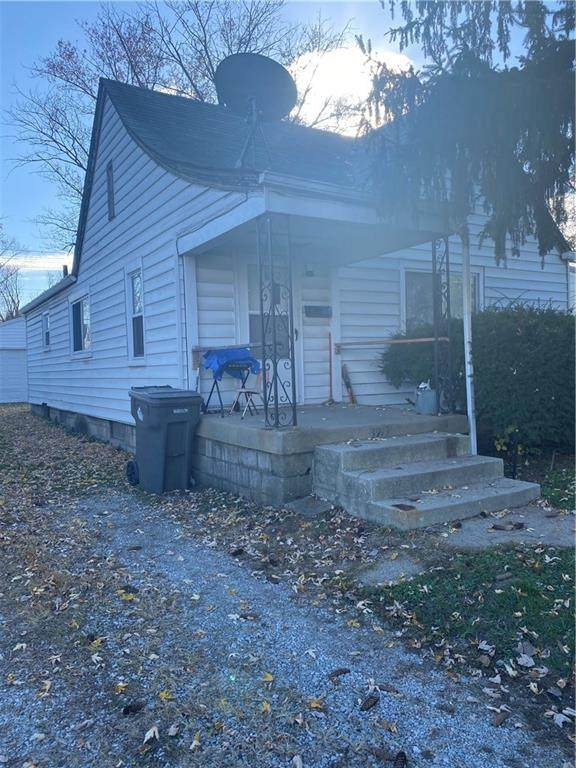 3919 E 34TH Street, Indianapolis, IN 46218 (MLS #21751969) :: Richwine Elite Group
