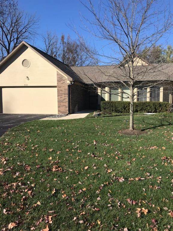 9574 Cadbury Circle #36, Indianapolis, IN 46260 (MLS #21752033) :: Anthony Robinson & AMR Real Estate Group LLC
