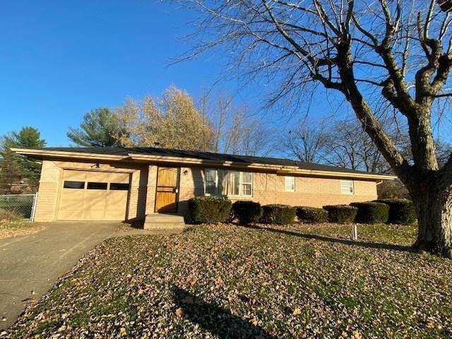 7345 Forest Park Drive, Indianapolis, IN 46217 (MLS #21752290) :: Ferris Property Group