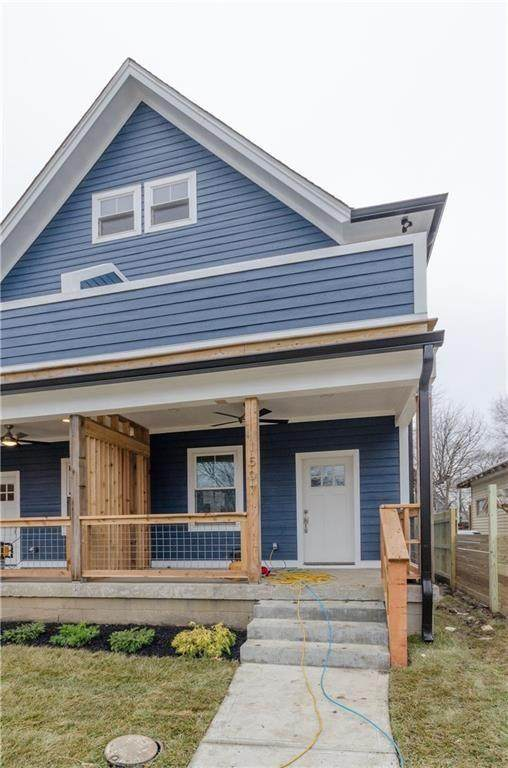1507 S Alabama Street, Indianapolis, IN 46225 (MLS #21752578) :: AR/haus Group Realty