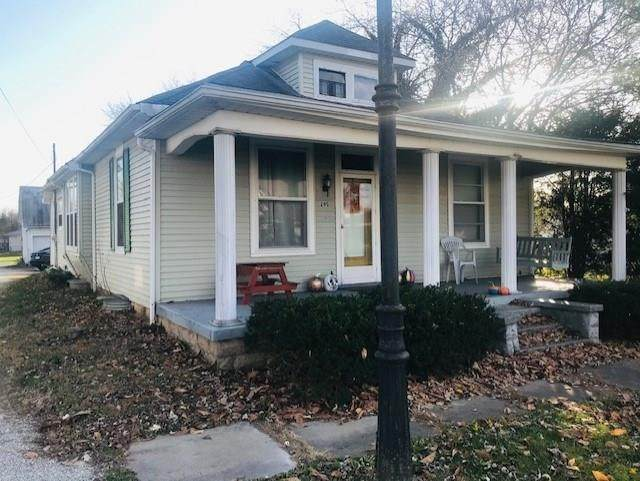 205 E Sycamore Street, Westport, IN 47283 (MLS #21752734) :: Mike Price Realty Team - RE/MAX Centerstone