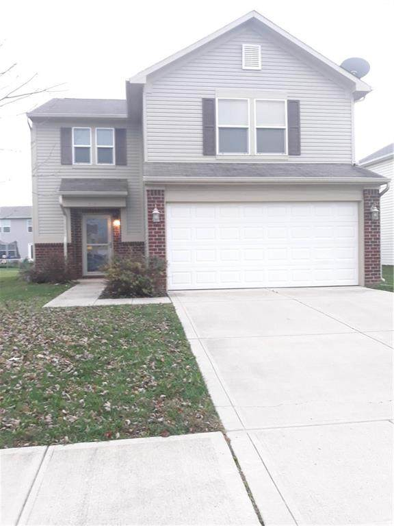 8105 Grove Berry Drive, Indianapolis, IN 46239 (MLS #21752806) :: The ORR Home Selling Team