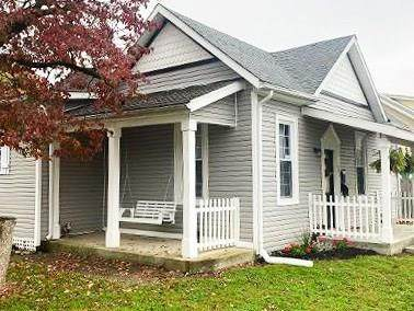 502 N Anderson Street, Greensburg, IN 47240 (MLS #21752837) :: The Indy Property Source