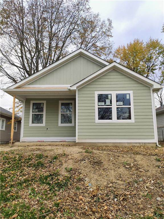 1946 Houston Street, Indianapolis, IN 46218 (MLS #21752852) :: Heard Real Estate Team | eXp Realty, LLC