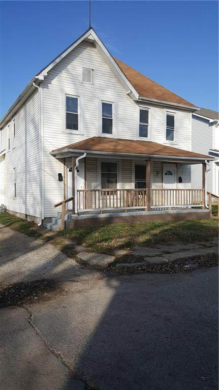 16 Iowa Street, Indianapolis, IN 46225 (MLS #21752893) :: Corbett & Company