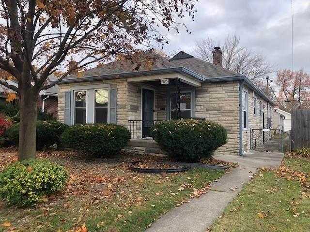 926 Cameron Street, Indianapolis, IN 46203 (MLS #21752944) :: David Brenton's Team