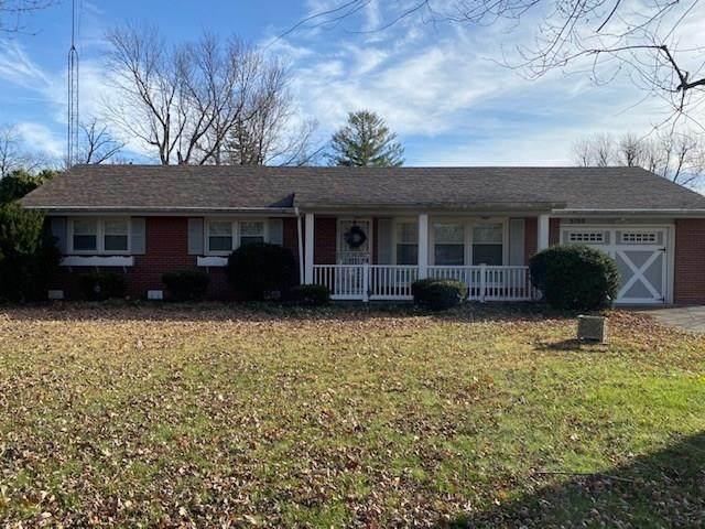 5100 S Breezewood Drive, Muncie, IN 47302 (MLS #21754303) :: The ORR Home Selling Team