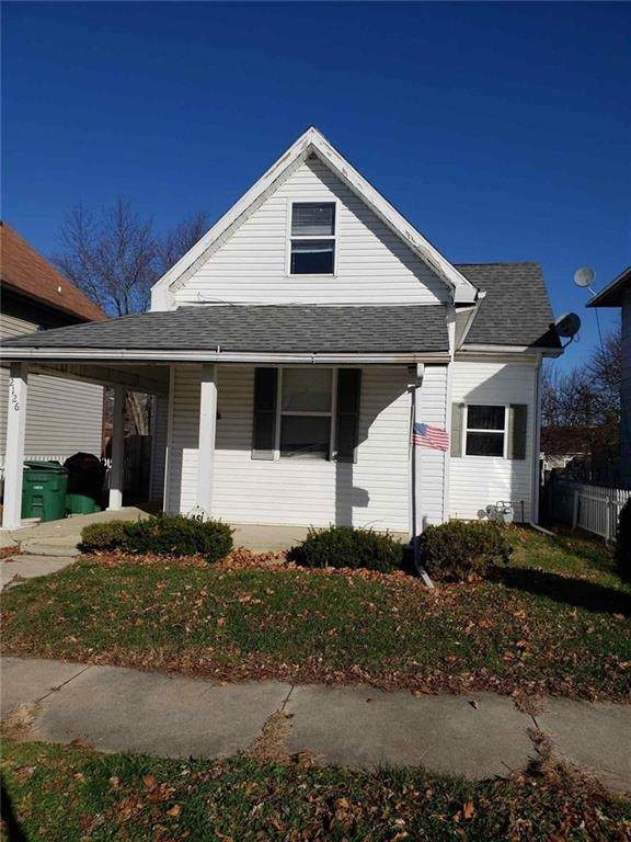 2126 Vine Street, New Castle, IN 47362 (MLS #21754402) :: Mike Price Realty Team - RE/MAX Centerstone