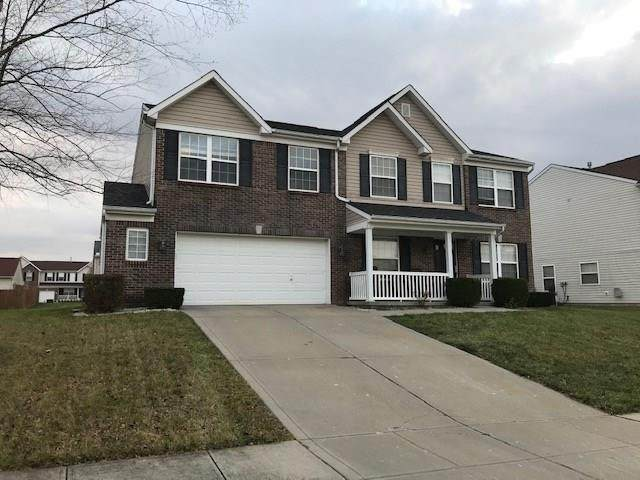 10845 Green Meadow Place, Indianapolis, IN 46229 (MLS #21754417) :: Richwine Elite Group
