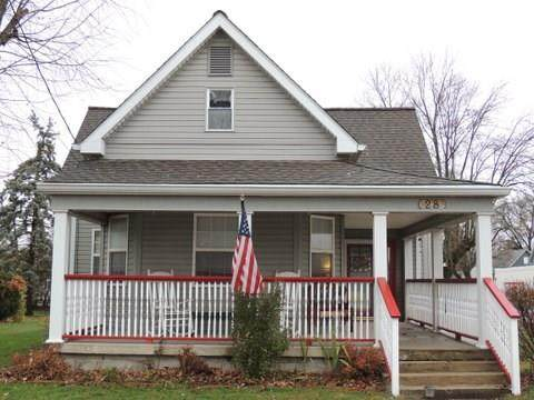 28 E 9th Street, Lapel, IN 46051 (MLS #21754832) :: Mike Price Realty Team - RE/MAX Centerstone