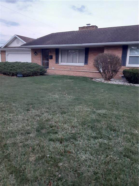 124 Millcreek Drive, Chesterfield, IN 46017 (MLS #21754837) :: The Indy Property Source