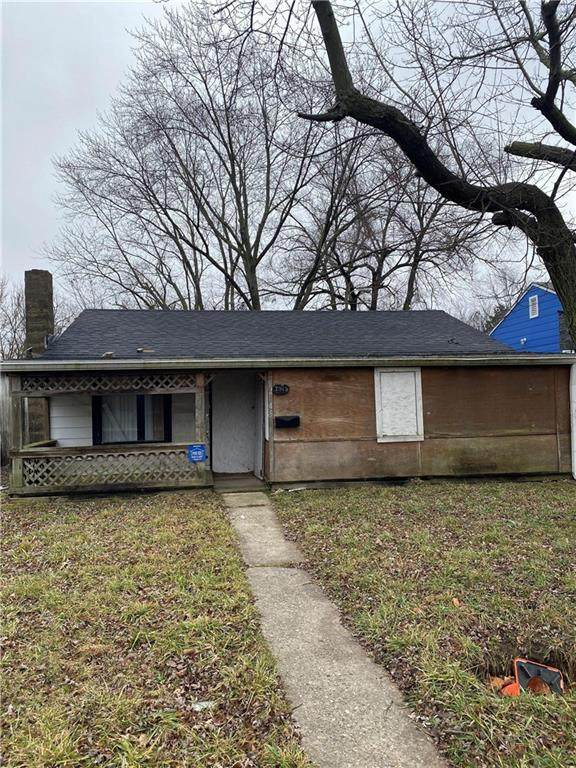 2945 N Gladstone Avenue, Indianapolis, IN 46218 (MLS #21754898) :: Heard Real Estate Team | eXp Realty, LLC