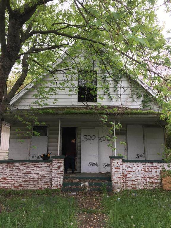 320 N Lasalle Street, Indianapolis, IN 46201 (MLS #21754920) :: The Evelo Team