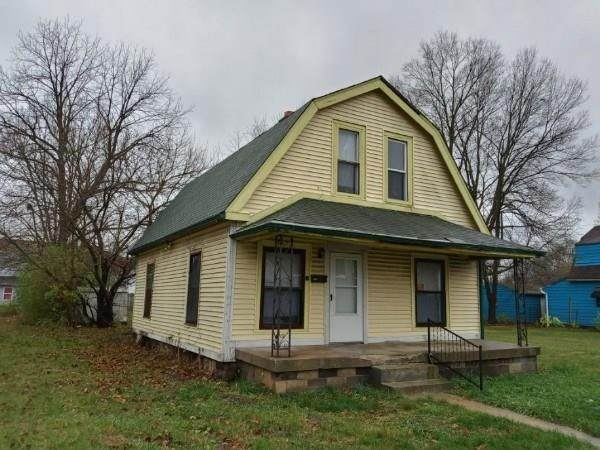 1055 W Roache Street, Indianapolis, IN 46208 (MLS #21755027) :: Heard Real Estate Team   eXp Realty, LLC