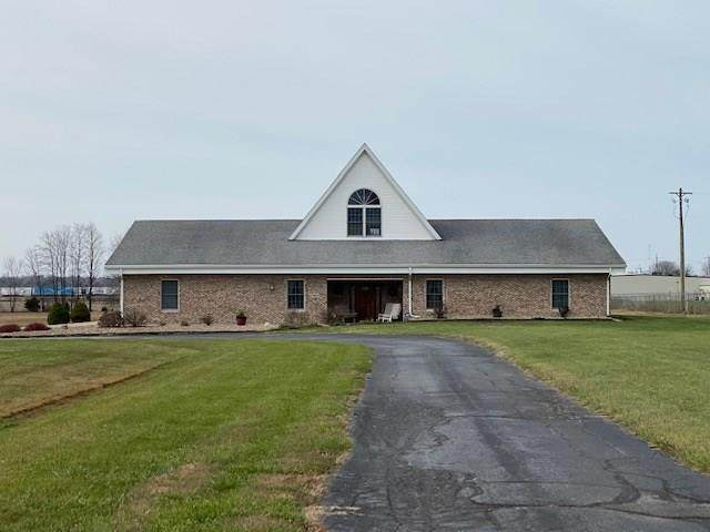 4934 N Us Hwy 31, Seymour, IN 47274 (MLS #21755051) :: The Indy Property Source